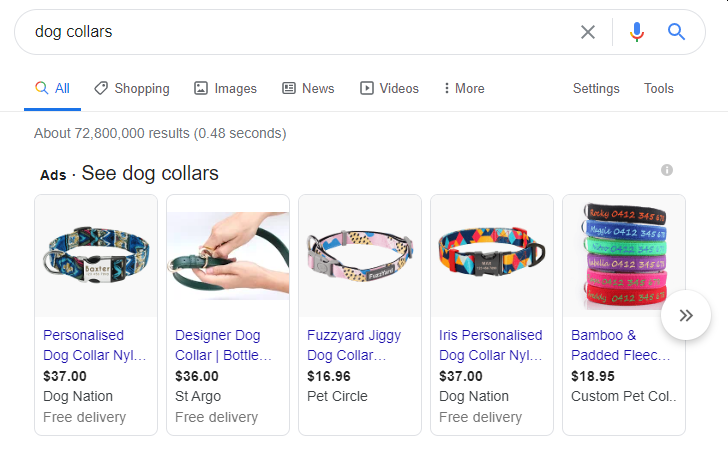 Make the most out of Google Shopping Titles